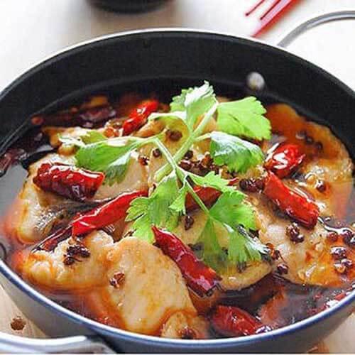 #DIY美食#香辣草鱼锅