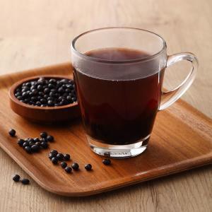 香喷喷的桑叶黑豆茶