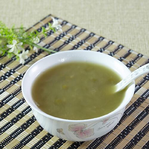 柠檬绿豆汤
