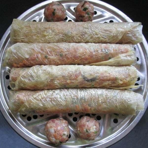 美味萝卜鱼卷