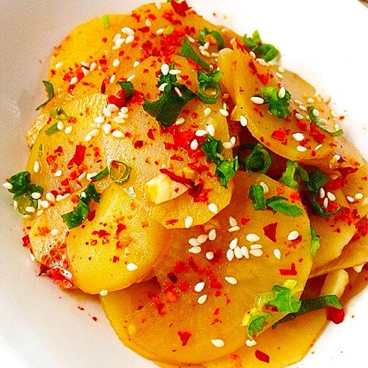 南乳土豆片