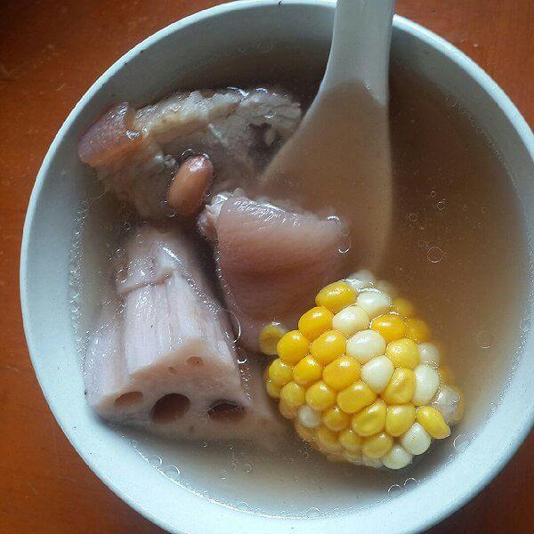 赤小豆猪尾汤