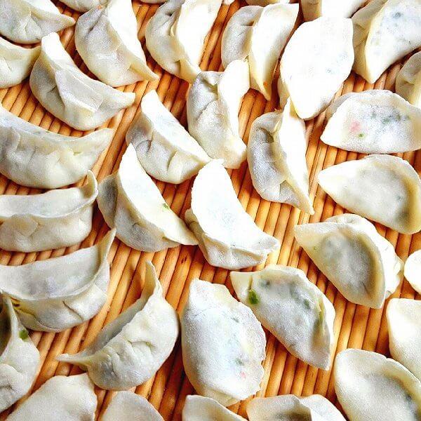冬瓜鲜肉饺