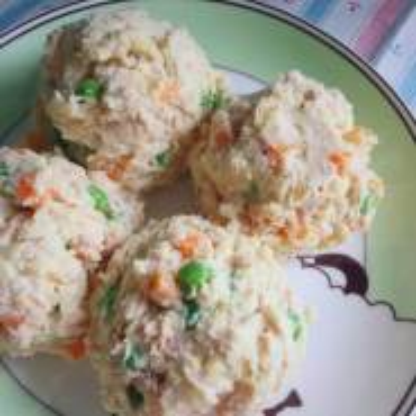 奶香薯泥沙拉