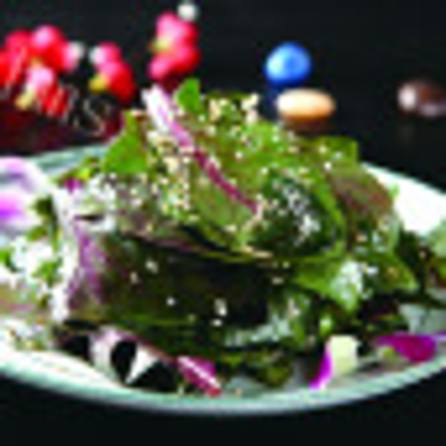 大厨之紫苷菠菜