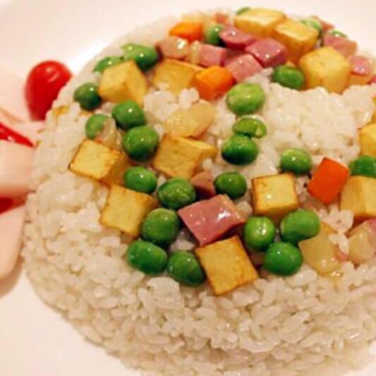 乡村豆焖饭