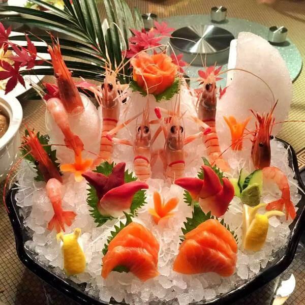 香脆三文鱼