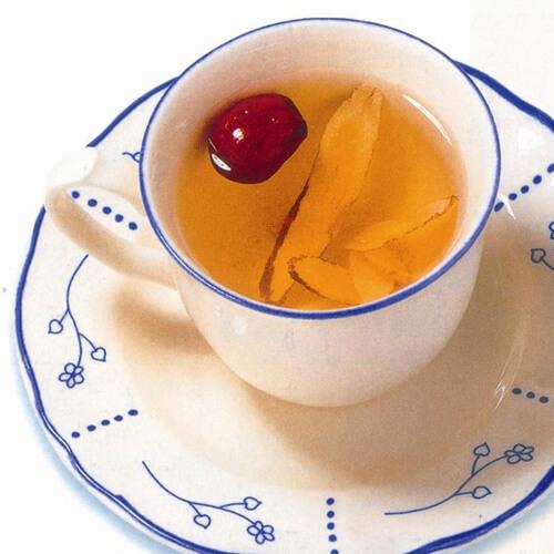 红糖生姜汤