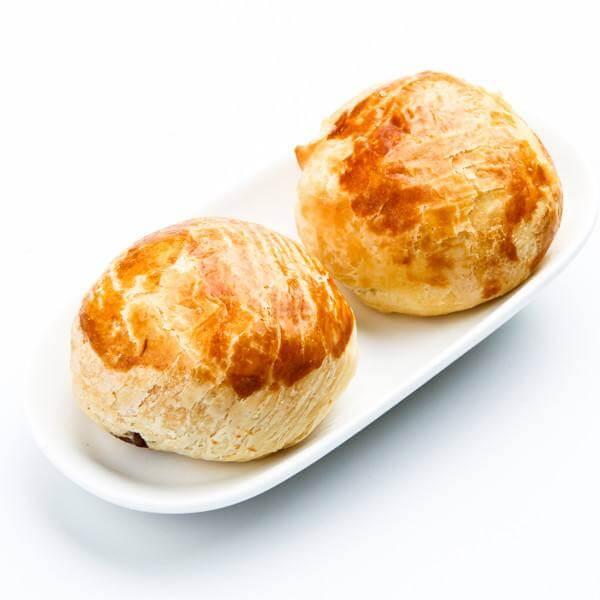 肉松酥皮饼