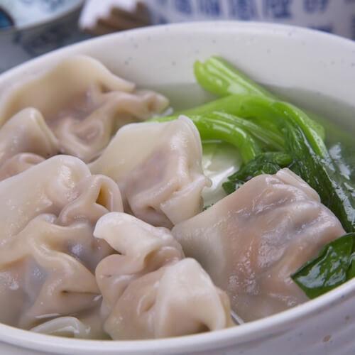 香芋猪肉饺子