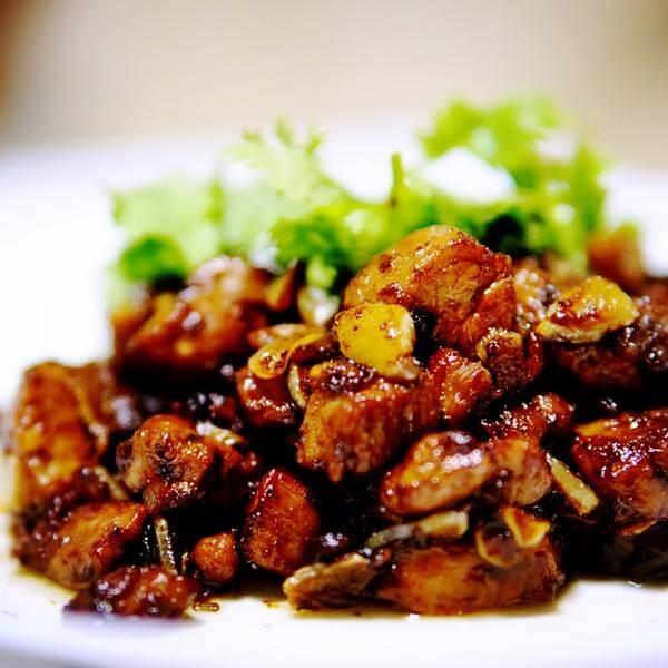 香煎谷饲牛肉粒