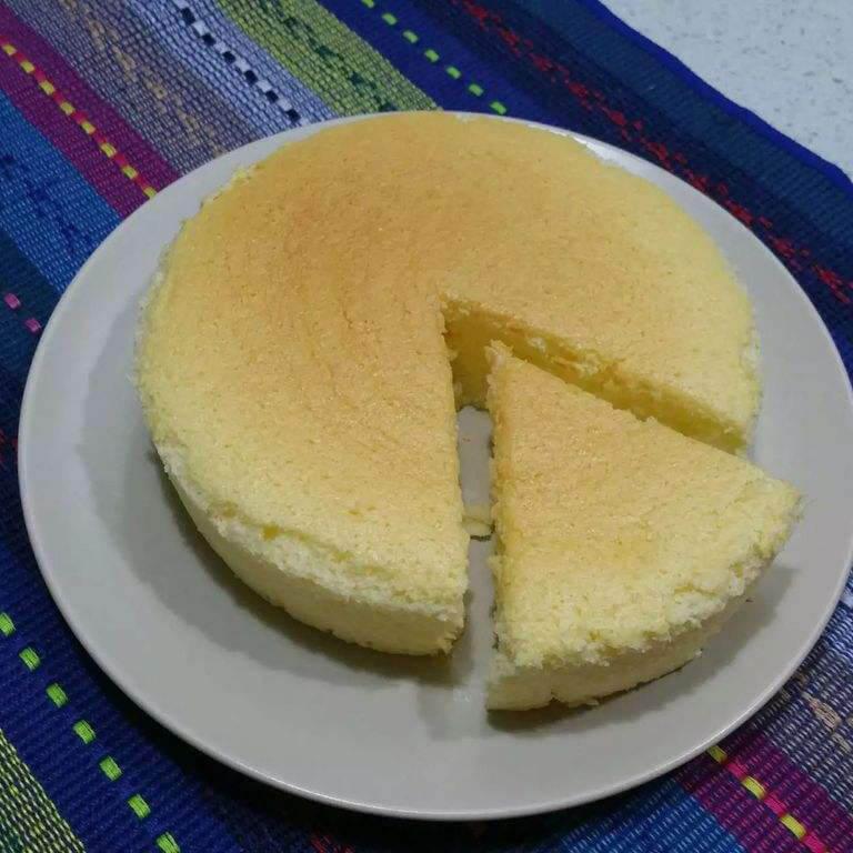 鸡蛋清无油蛋糕