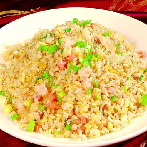 韩式杂菜炒饭