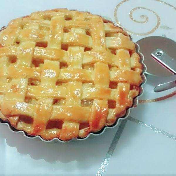 9寸肉桂苹果派