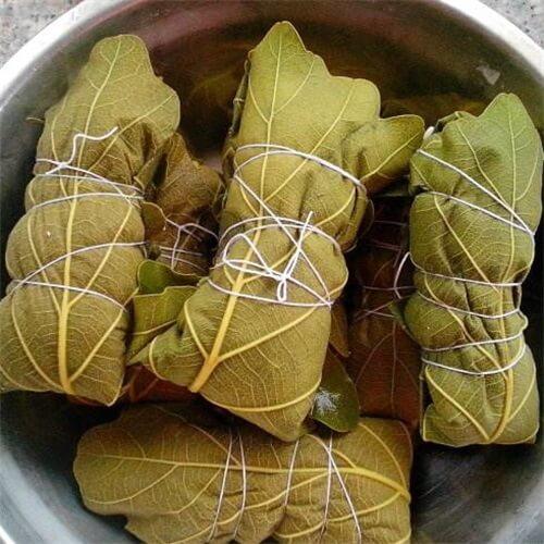 美味菠萝叶粽子
