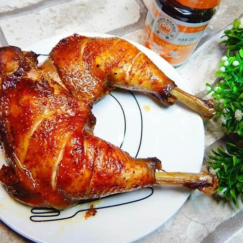 黑椒土豆烧鸡腿