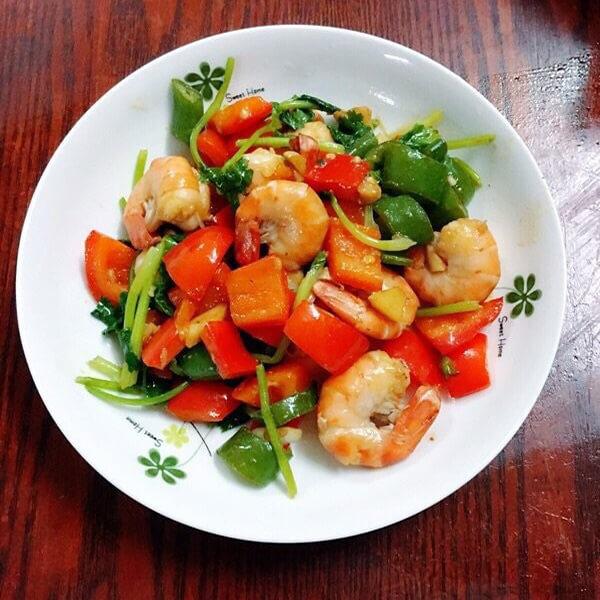 【美味可口】法式咖喱奶油虾卷