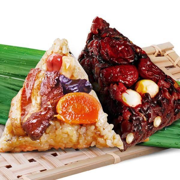 美味闽南风味肉粽
