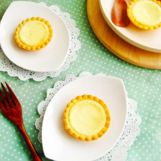 香芋奶油蛋挞