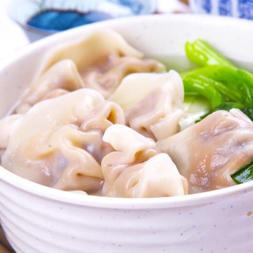 晚餐猪肉大葱水饺