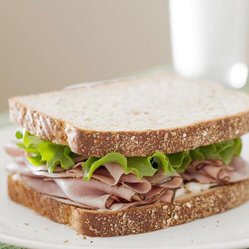 猪排奶酪三明治
