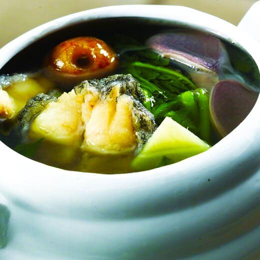 陈肾菜干猪骨汤
