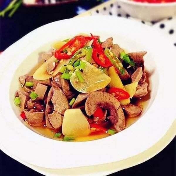 温拌卤豆腐