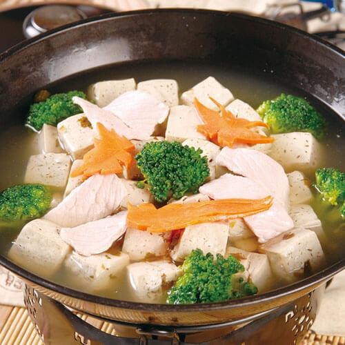 好吃的牛排炖豆腐