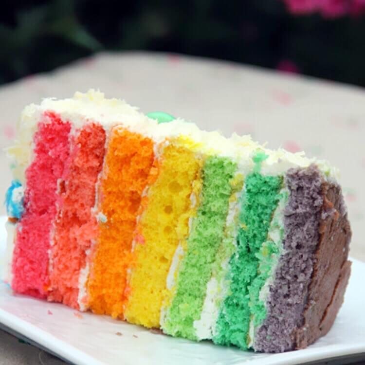彩虹蛋糕(8寸)