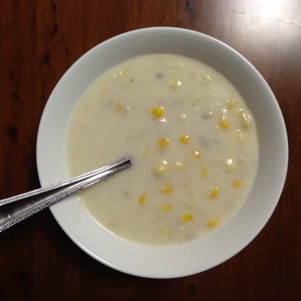 法式鸡肉浓汤