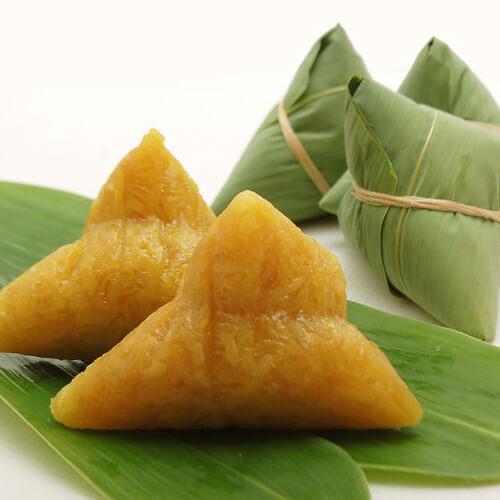 简单易做的蜜枣粽子