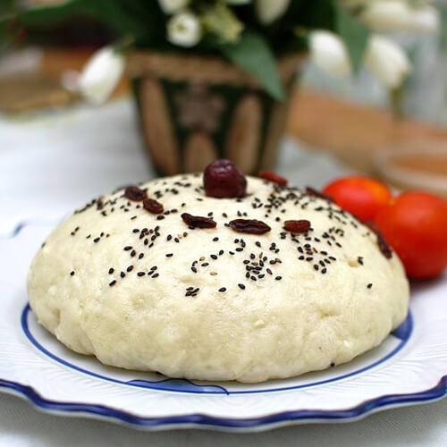 颜值高的红薯发糕