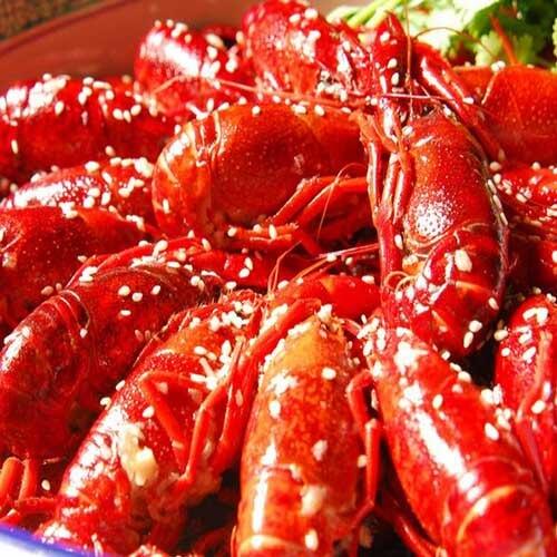五香小龙虾