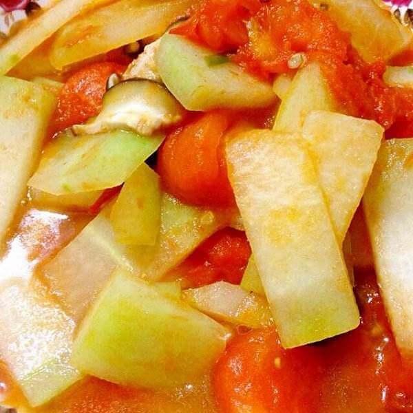 西红柿东瓜