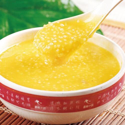 彩虹藜麦小米粥