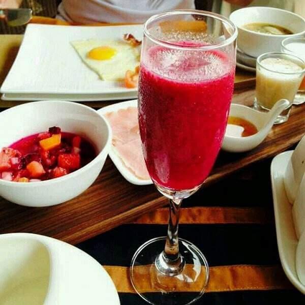 爱上蔓越莓泡酒