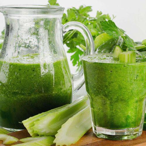 清热解毒的苦恋蔬菜汁