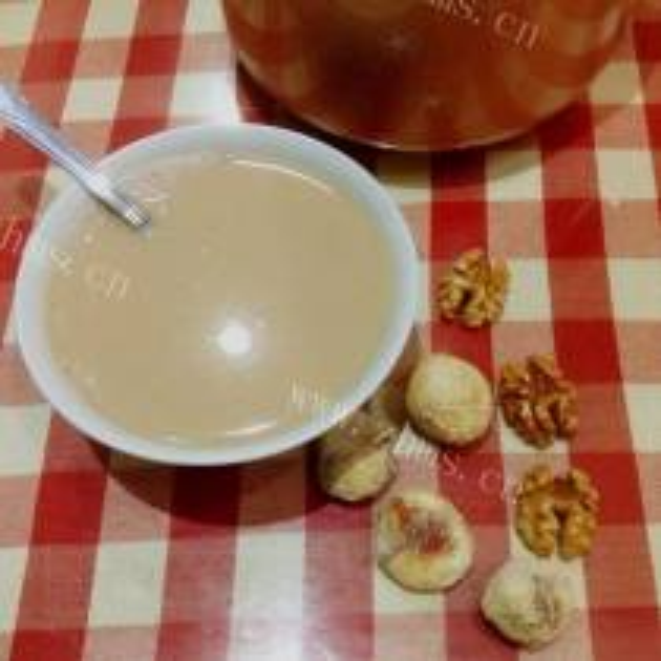 红豆薏米莲子豆浆