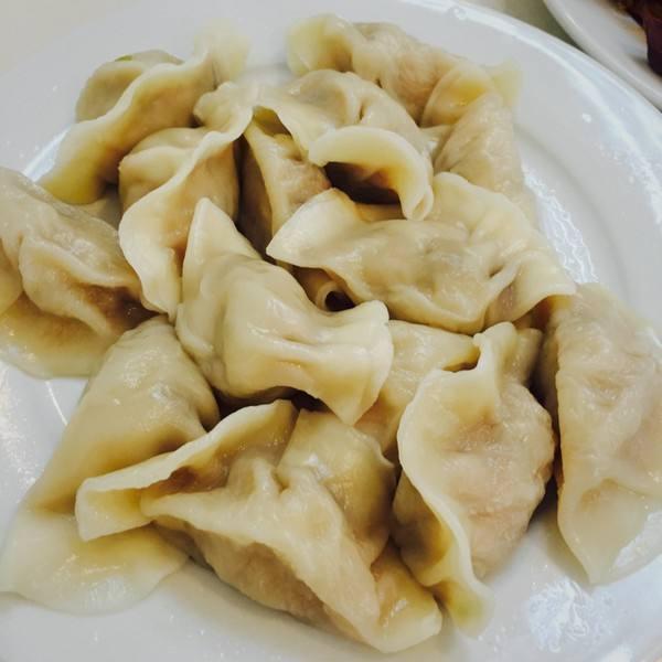 猪肉香菇饺子