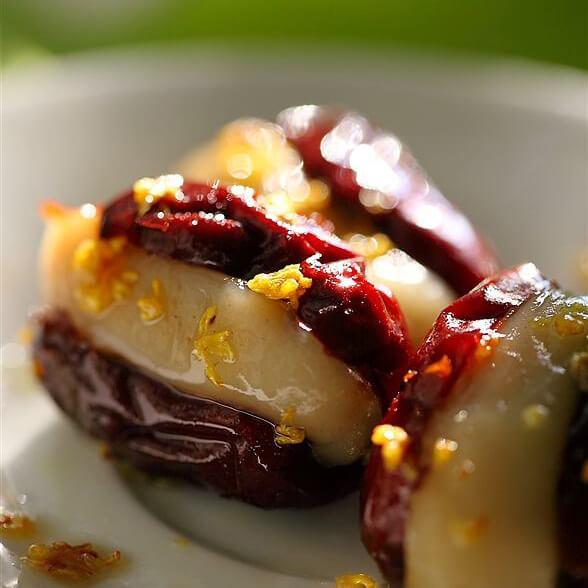桂香糯米枣