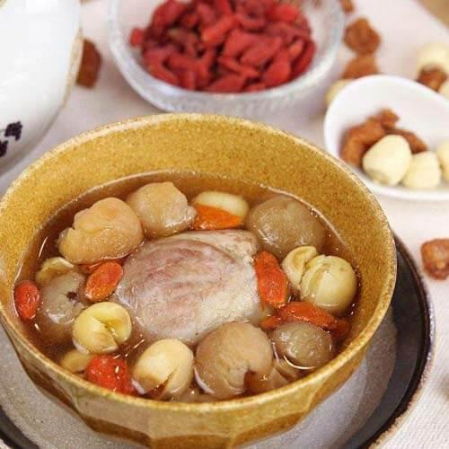 补血养肝汤