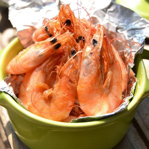 番姜焗明虾
