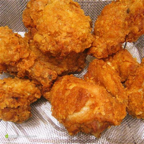 #爱美食#正宗美式炸鸡