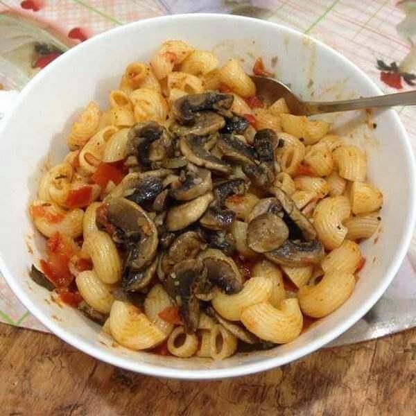 蒜蓉耗油蘑菇