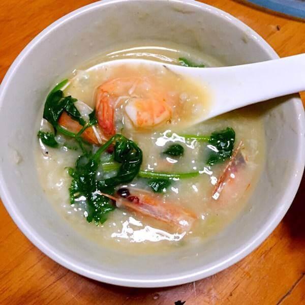 美味台灣海鲜粥