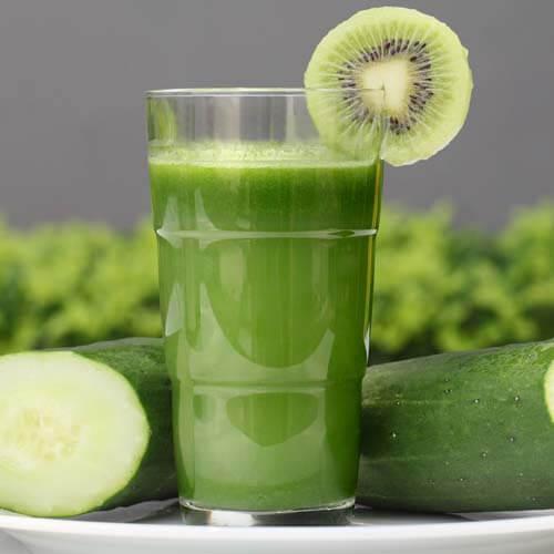 夏季青瓜梨子汁
