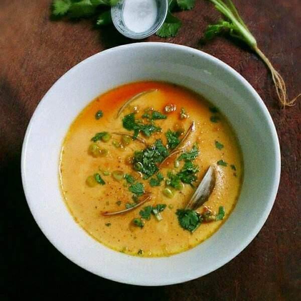 海鲜蔬菜蒸蛋黄