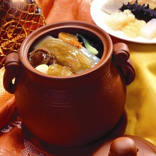 杂果红枣罐头