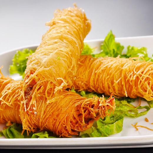 焗油黄金虾