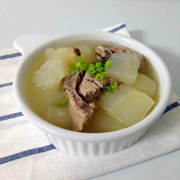 地骨皮猪骨汤